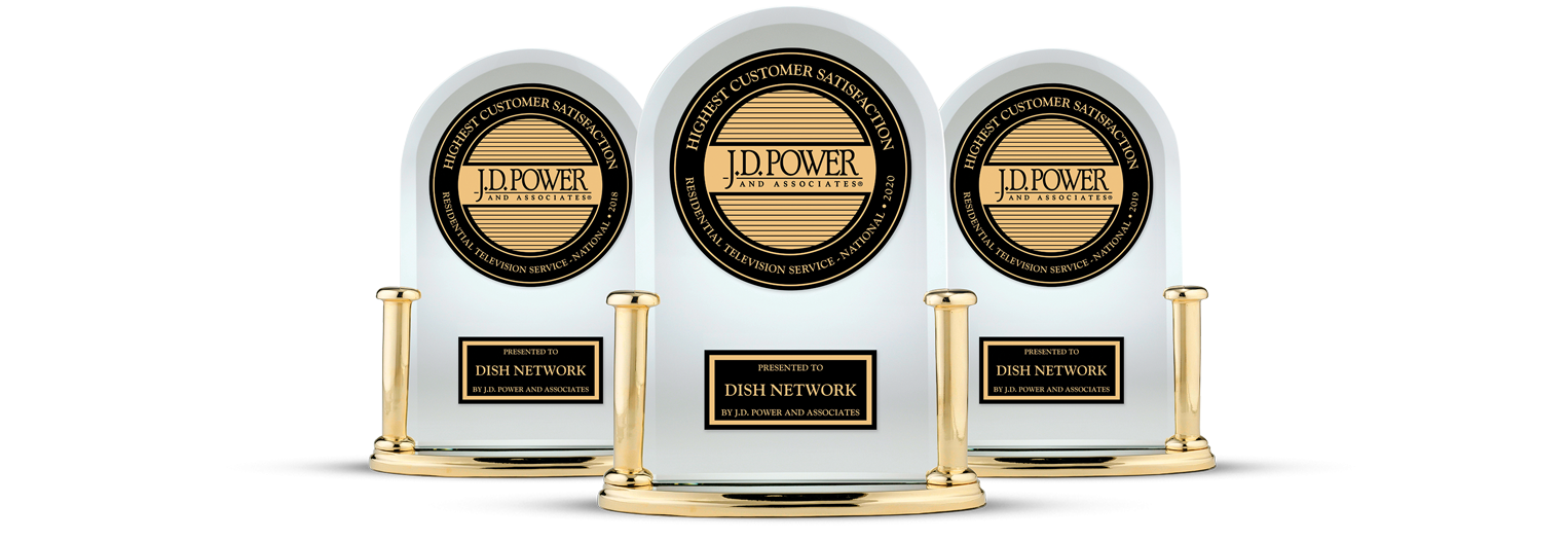 DISH Customer Satisfaction - Ranked #1 by JD Power - J.R. Williams TV and Appliance in Beaver Dam, Kentucky - DISH Authorized Retailer